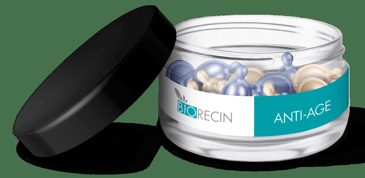 Биорецин гель-капсулы от морщин в Обнинске